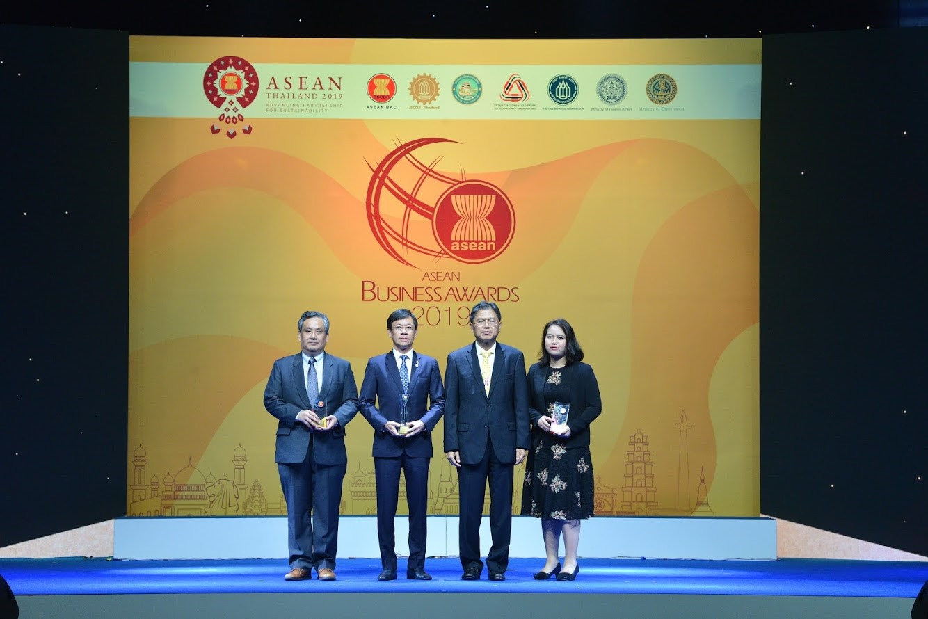 ASEAN Business Awards Large Tier Winners
